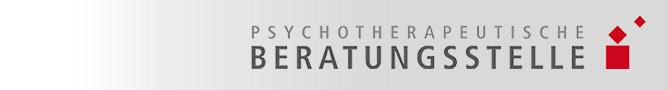 Psychotherapeutische Beratungsstelle